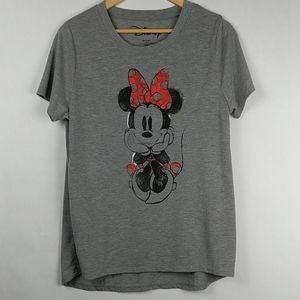 Disney Minnie Mouse Graphic Tee XL